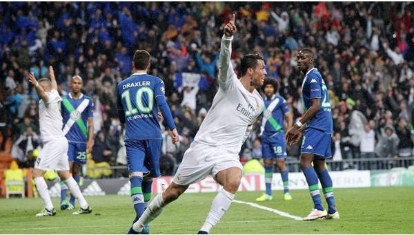 Ronaldo, Real Madrid'i yarı finale taşıdı