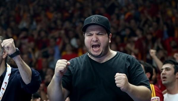 Şahan Gökbakar'ın Galatasaray sevgisi