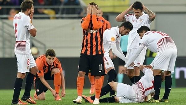 Sevilla'da şok sakatlık! 7-8 ay...