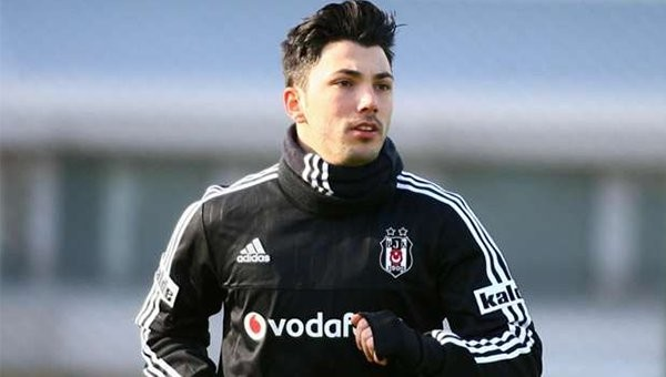 Beşiktaş'ta Tolgay Arslan'ın şanssız sakatlığı