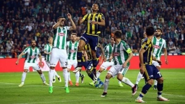 Torku Konyaspor 2016 yılında bir ilki yaşadı - Fenerbahçe Haberleri