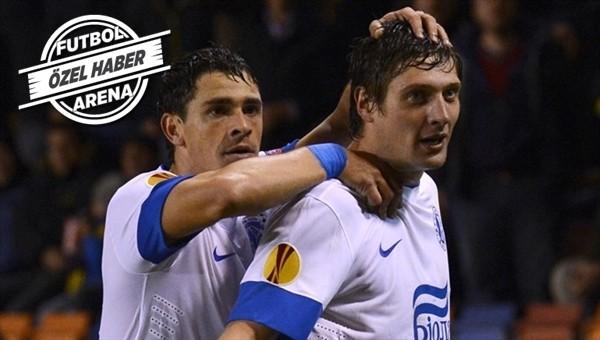 Ukraynalı golcüden OLAY Galatasaray açıklaması