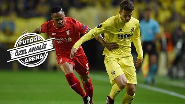 Villarreal son dakikada kazandı!