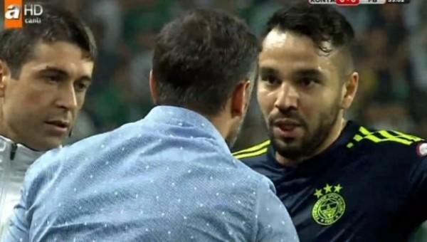 Vitor Pereira'dan Volkan Şen'e tepki! Maçta...