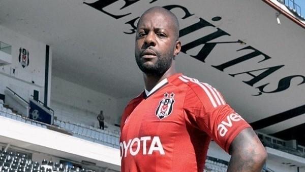 Vodafone Arena'da Pascal Nouma'ya destek