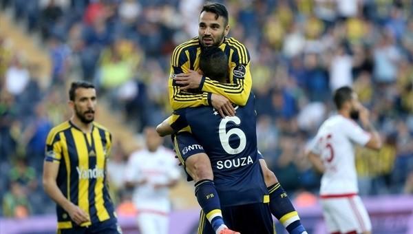 Volkan Şen'den Mersin İdmanyurdu maçında tek devrelik şov - Fenerbahçe Haberleri