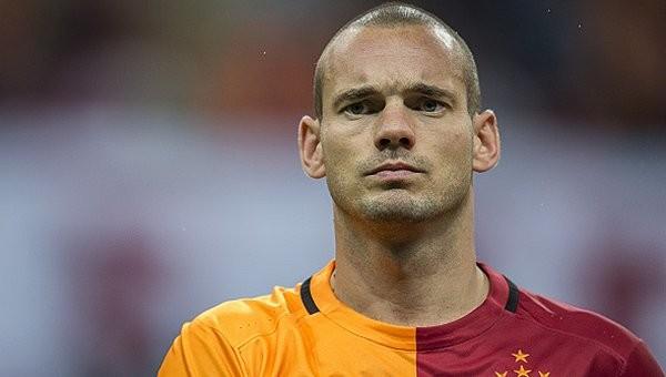 Wesley Sneijder'den yalanlama