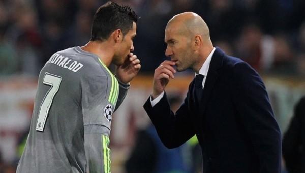 Zidane'dan Ronaldo'nun sakatlığı hakkında açıklama - Real Madrid Haberleri