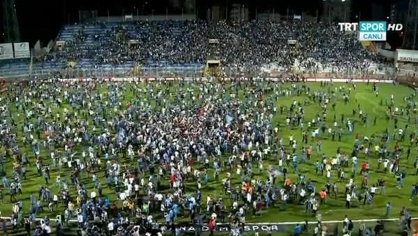 Adana Demirspor finale yükseldi