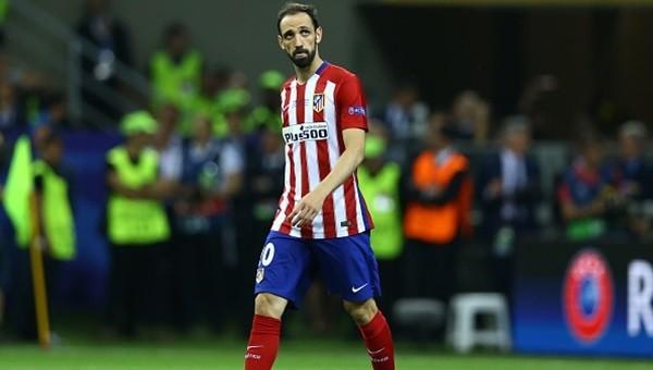 Atletico Madrid Haberleri: Juanfran özür diledi