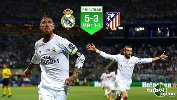 Avrupa'nın en büyüğü Real Madrid