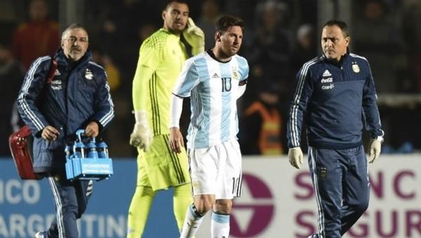 Arjantin'e Lionel Messi müjdesi