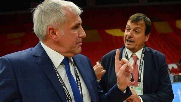 Basketbol Haberleri: Derbi sonrası Ergin Ataman - Obradovic tartışması