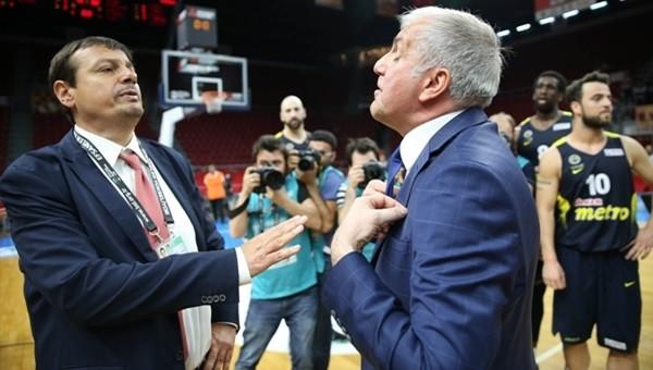 Basketbol Haberleri: Ergin Ataman'dan Obradovic'e 'Neyin peşindesin?'