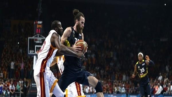 Basketbol Haberleri: Galatasaray Odeabank - Fenerbahçe serisinde 4. maç