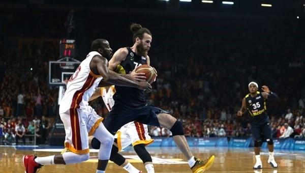 Basketbol Haberleri: Galatasaray Odebank 65 - 63 Fenerbahçe