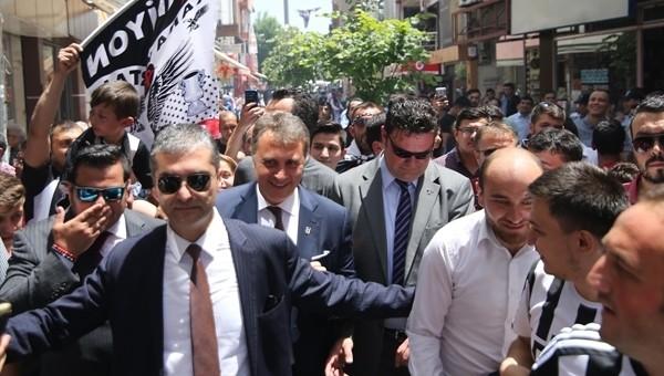 Beşiktaş Haberleri: Fikret Orman'dan şampiyonluk açıklaması