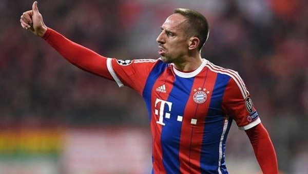 Beşiktaş'ta Franck Ribery sürprizi - Süper Lig Haberleri