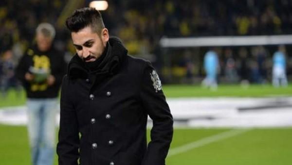 Borussia Dortmund'da İlkay Gündoğan şoku