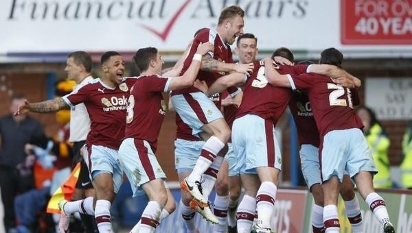 Burnley geri döndü