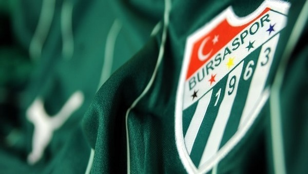 Bursaspor'un ikinci transferi belli oldu