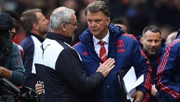 Claudio Ranieri'den, Louis van Gaal'e şaşırtan destek - İZLE