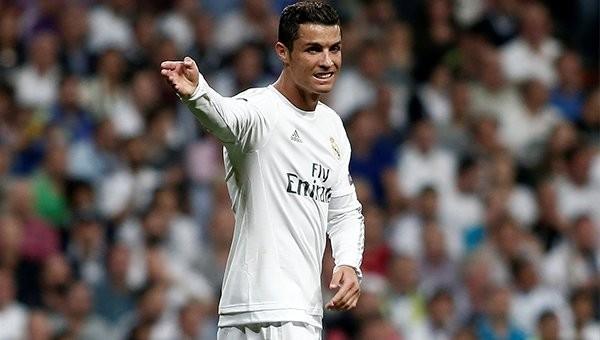 Real Madrid'te Ronaldo sürprizi
