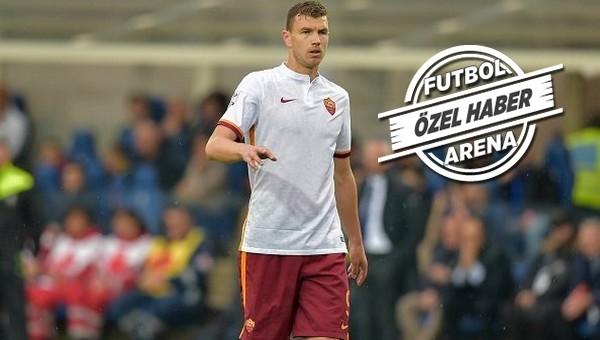 Transfer Haberleri: Edin Dzeko, Galatasaray'a gelecek mi?