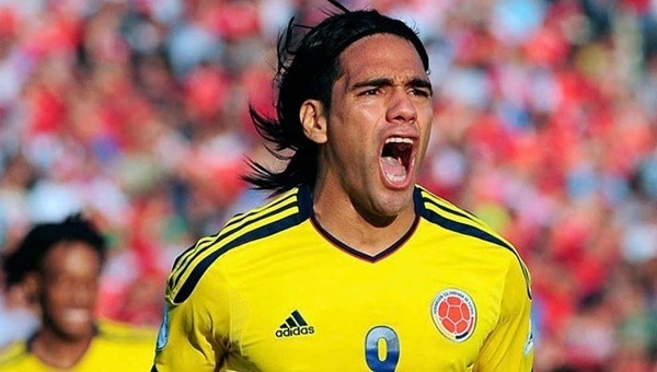 Falcao'ya Copa America şoku