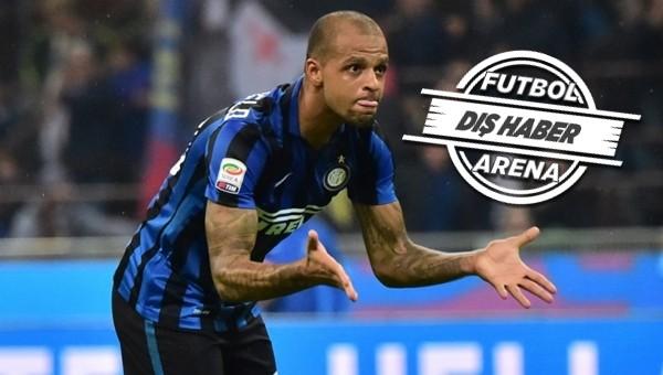 Felipe Melo, Inter'den ayrılıyor mu?