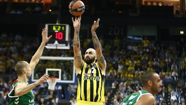 Fenerbahçe, Euroleague'de tarih yazdı