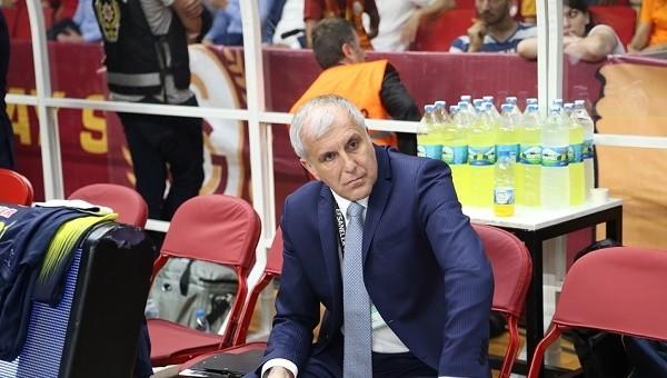 Fenerbahçe Haberleri: Obradovic'ten Galatasaray maç sonu sert gönderme!