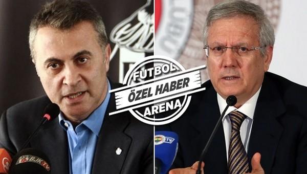 Fenerbahçe ve Beşiktaş arasında transfer savaşı
