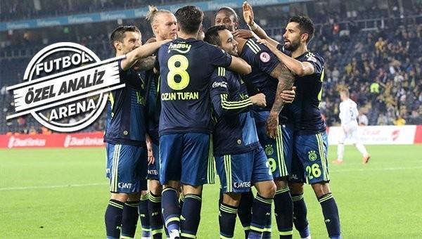 Fenerbahçe'de değişmeyen tablo