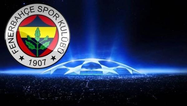 Fenerbahçe'nin Devler Ligi'ndeki 3. tur rakipleri
