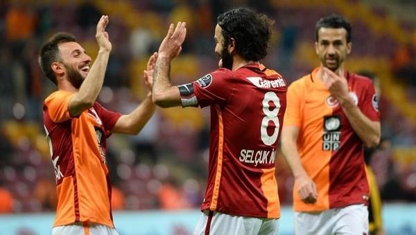 Galatasaray, son 3 sezonun rekorunu egale etti - Süper Lig Haberleri