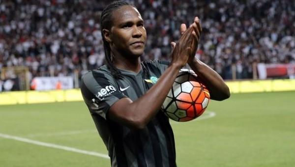 Hugo Rodallega için Trabzonspor da devrede