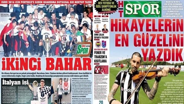 Gazete manşetleri - Gazete Oku (21 Mayıs 2016)