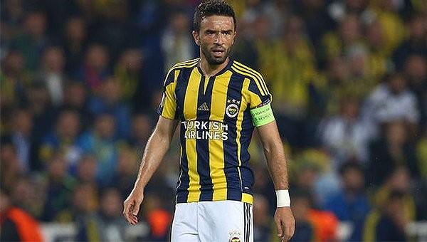 Fenerbahçe'den resmi Gökhan Gönül açıklaması