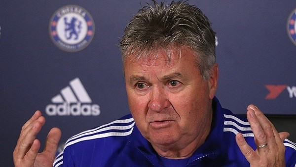 Guus Hiddink'ten Leicester City itirafı