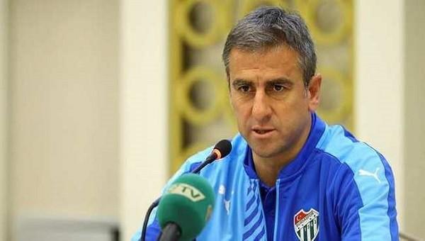 Hamzaoğlu'ndan Beşiktaş'a gönderme