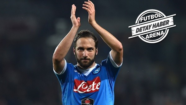 Higuain'in gözü Serie A rekorunda!
