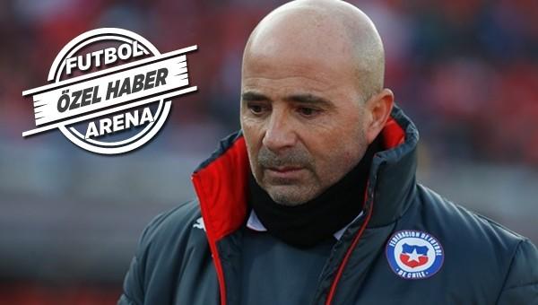 Jorge Sampaoli Galatasaray'dan haber bekliyor