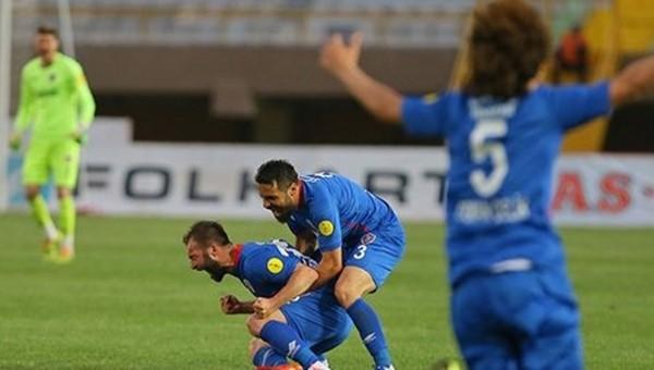 Karabükspor, Süper Lig'e yükseldi!