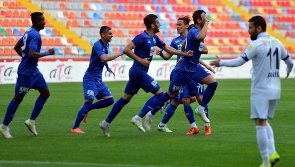 Kayseri Erciyesspor'da sözleşmesi devam eden futbolcular