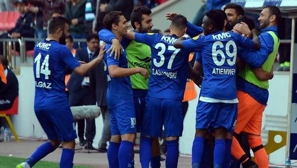 Kayseri Erciyesspor'da sözleşmesi sona erecek futbolcular