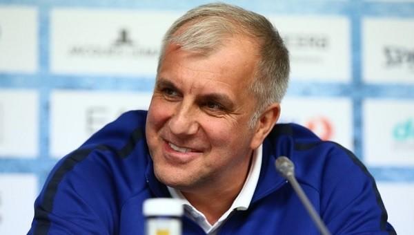 Obradovic basın toplantısında espriyi patlattı