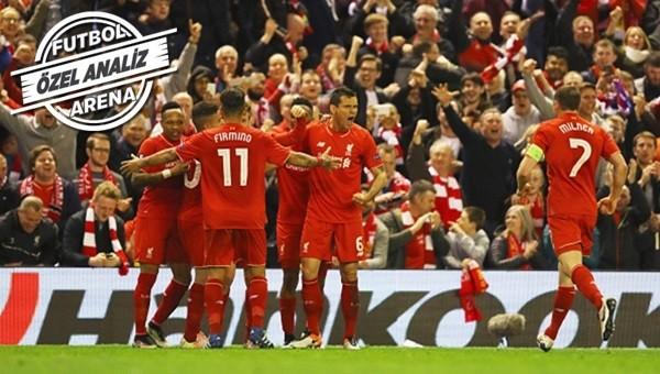 Klopp'un Liverpool'u yine başardı! Finaldeler...
