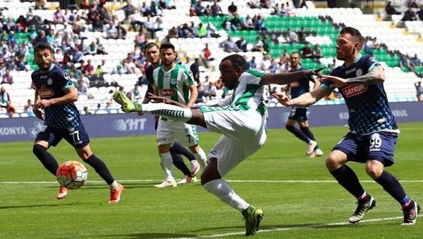 Konyaspor Haberleri: Gol/Puan ortalamasında ligin en iyi takımı