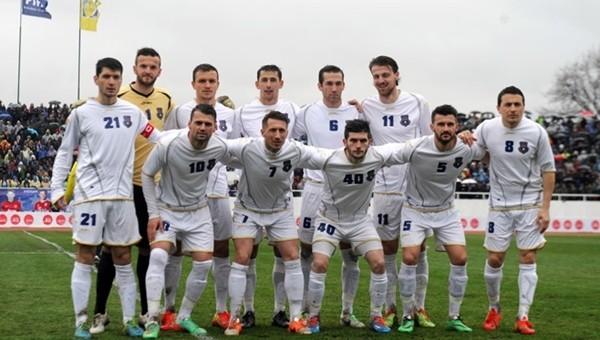 Kosova'nın UEFA beklentisi sonuç verdi